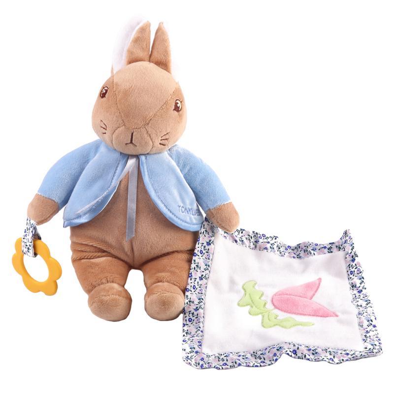 Handtücher Kleinkind Baby Sicherheit Decke Handtuch Neue Mode Infant Beschwichtigen Baumwolle Plüsch Cartoon Bunny Spielen Tier Puppe Tröster Handtücher üPpiges Design