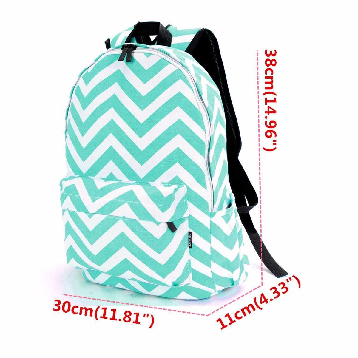 Холщовые рюкзаки женские сумки на плечо студенческие школьные сумки Подростковая сумка в полоску рюкзак для девочек