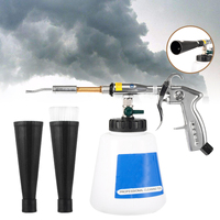 1 Set Car Washing Tools Spray Gun Air Cleaner Black Z 020 Automobile Interior Cleaning Tool Tornado Air Cleaning Tool