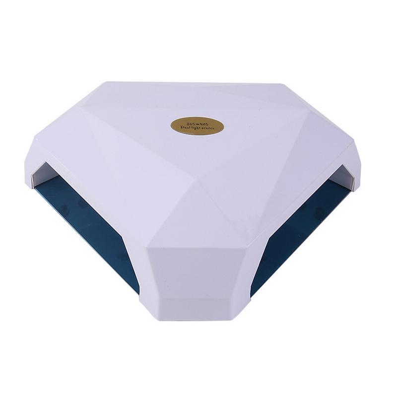 Lampe UV 60 W PRO lampe LED pour ongles pour manucure deux mains lampe LED sèche-ongles pour le durcissement des ongles Gel lime à ongles outils professionnel