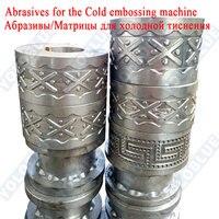 Форма абразивные матрицы matrixs для шаблона холодной прокатки тиснения машины