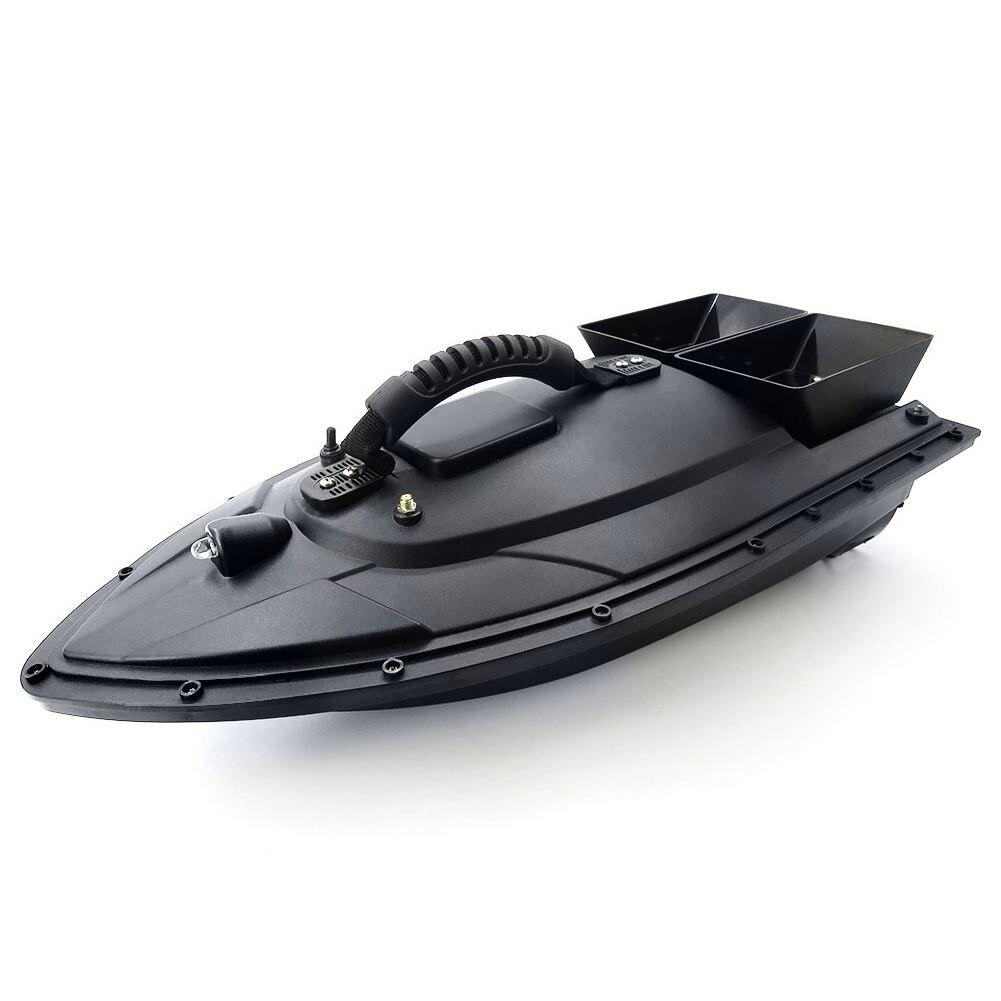 Détecteur de poissons Poissons Bateau 1.5 kg Chargement 500 m télécommande bateau d'appâtage RC Bateau Bateau Hors-Bord jouets RC (US Plug)