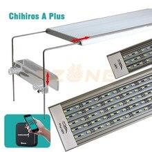 Новинка 2017 года Chihiros A PLUS серии Aquarium Led освещение растение светать крышкой или повесить фиксацию с яркостью дистанционного управления