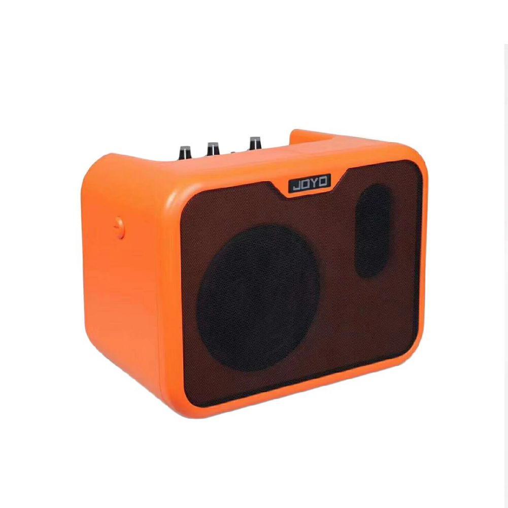 JOYO MA 10A Mini Electric Guitar Amplifier Portable Guitar Amp Speaker 10Watt Amp Normal Bright Dual