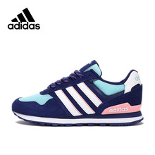 Adidas Official New Arrival Neo Label 10k W Women's Skateboarding Shoes Comfortable Outdoor Sneakers B74716 BB9803 BB9805 недорого