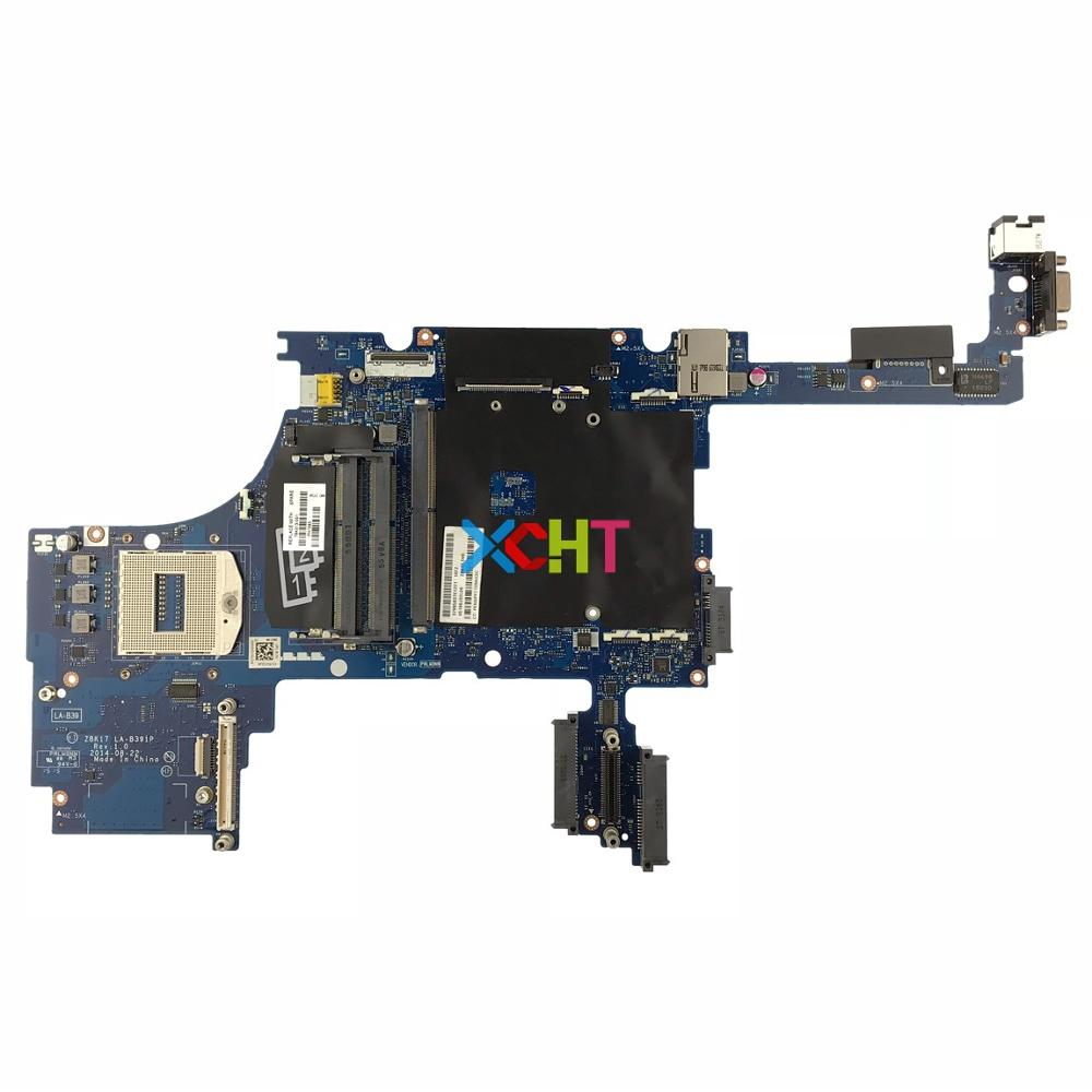 784213-001 784213-501 784213-601 ZBK17 LA-B391P For HP ZBook 17 G2 NoteBook PC Laptop Motherboard Mainboard