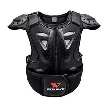 Vest Back Protection Children Street Bike Chest Protector Dirt For Cycling Skiing