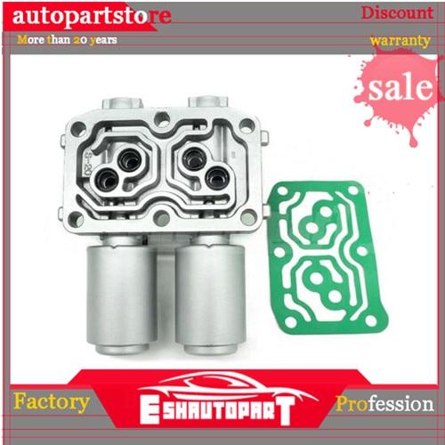 Remanufactured Transmission Dual Linear Shift Solenoid With Gasket 28260-PRP-014 28260PRP014 98990B For Honda Accord CR-V