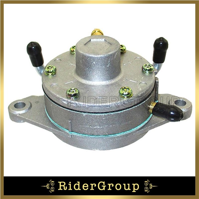 Dual Outlet Fuel Pump DF52-73 For Mikuni DF52-73 Snowmobiles /& Watercraft
