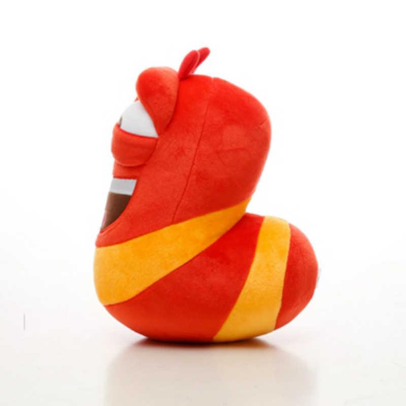 2 шт./партия забавные насекомые Slug Забавный червяк плюшевые игрушки, забавные мягкие игрушки-черви для детей подарок на день рождения