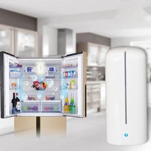 Image 2 - Purificador de aire de oxígeno activado recargable, purificador de aire Usb, desodorizador doméstico, generador ionizador de ozono, desodorizador fresco para nevera