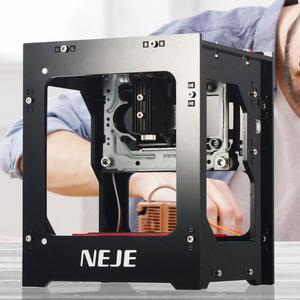 Image 5 - 2020 Upgrade 3D 1000mW CNC Crouter USB laserowa wycinarka CNC mini grawerka CNC ręcznie wykonany nadruk drukarka laserowa
