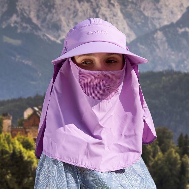 New Brand Sun Hat For Man Sunshade Fishing Bucket Hat Summer Hat Climb Mountain Jungle Hiking Women UV Protection Hats
