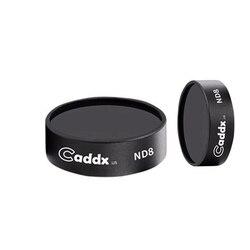 Wysokiej jakości 15mm Caddx ND8/ND16 ND filtr obiektywu dla Turtle V2/2.1mm obiektyw Ratel Turbo Eye FPV części zamienne do aparatu akcesoria w Części i akcesoria od Zabawki i hobby na