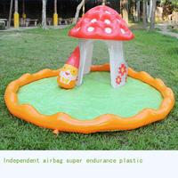 Baby Ocean Ball Pool Household Inflatable Sand Pool Indoor Play Pool Swimming Pool Children Toy Baby Outside Toys