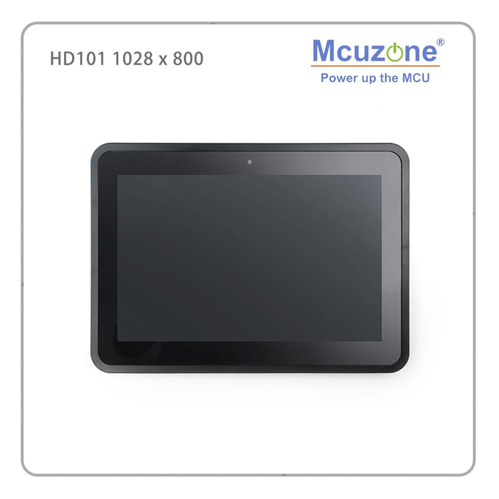 HD101 10 1 TFT LCD 800 1280 high definitionand general inch screen for Friendlyarm SMART4418 NANOP