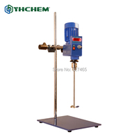 YHChem Laboratory Digital Device Lab Mixer with Different Work Head with Stepless Speed Regulation