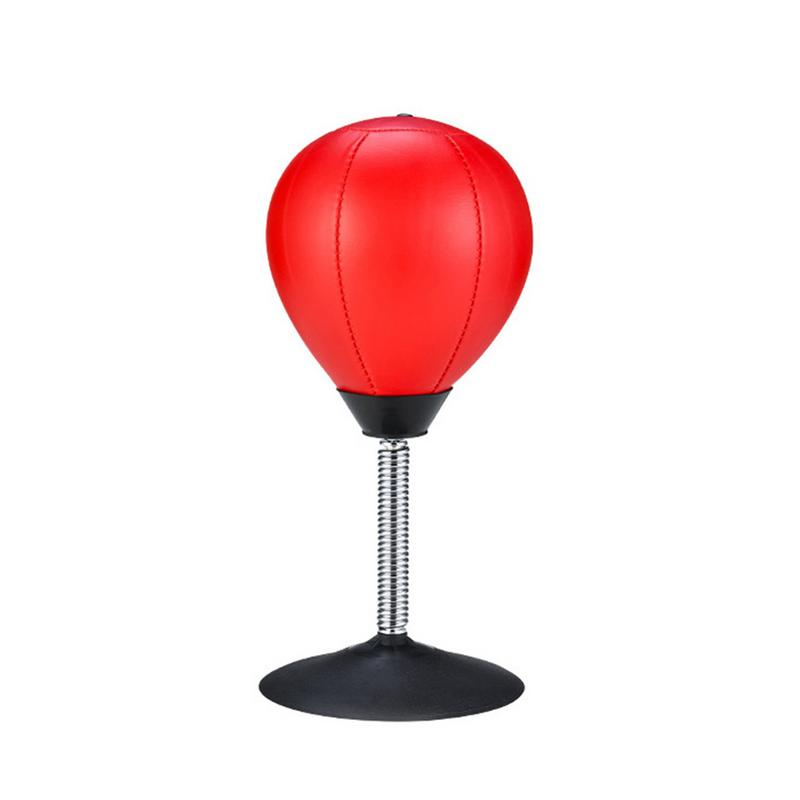 Desktop Punching Bag Speed Venting Ball Boxing Ball Toy Training Decompression