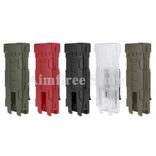 Quick Access Shotgun Shell Magazine Carrier 10 Rounds 12GA 12 Gauge Ammo Shells Case Reload Magazine Pouches with MOLLE Clip