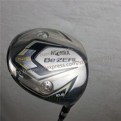 Golf club HONMA BEZEAL525 driver di Golf 10.5 loft Golf Grafite albero R o S flex Club di driver di trasporto libero