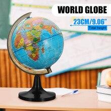 14 см глобус, мир, земля, теллурион, террест, глобус, Карта мира со стойкой, развивающая игрушка, украшение для дома, офиса, подарок для детей