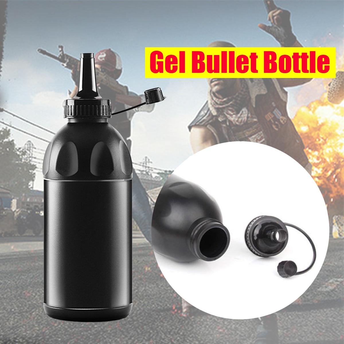 Gel Bullet Bottle Bullet Bottle For Gel Ball Electric Pistol Water Storage Bottle Toy Accessories
