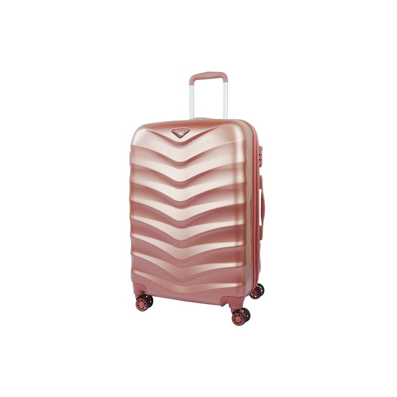 Suitcase-trolley Verage GM15059W24 rose gold high quality 21 inches boy scooter suitcase trolley case 3d extrusion business travel cool luggage creative men boarding box