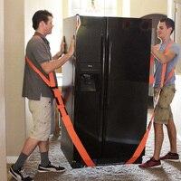Нескользящая мебель подвижный ремешок на запястье/Наплечная тележка ремни для переноски мебели подъемный подвижный ремень транспортный р...