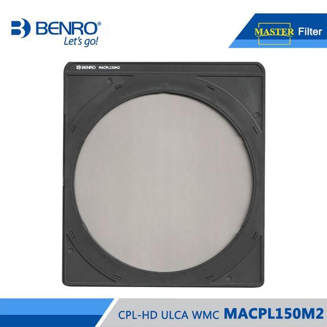 BENRO FMACPL150M2 CPL Filter MASTER CPL HD ULCA WMC For FH150M2 MACPL150M2 Multi Coating Polarizing Filter Free Shipping