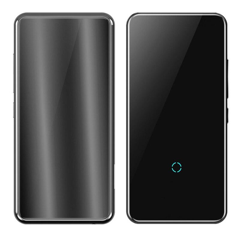 Mahdi M600 Mp4 lecteur Bluetooth Hifi 2.4 pouces lecteur vidéo sans fil Sport Mp3 8 Gb haut-parleur intégré