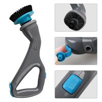 3 in 1 Multifunction Electric Scrubber Brush Set Rechargable Bathroom Cordless Drill Wireless Household Cleaning Tools