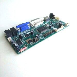 Image 4 - For N156HGE LA1/LB1/LG1/L11/L21 HDMI VGA laptop LCD panel WLED 40 Pin LVDS M.NT68676 screen controller drive board 1920*1080 kit
