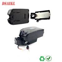 Alta qualidade folding ebike bateria 48 V 14Ah 500 W 750 W 1000 W li ion battery pack com 54.6 V 2A carregador|Bateria de bicicleta elétrica| |  -