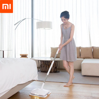 Xiaomi Mijia SWDK D260 Wireless Handheld Electric Mop Floor Vibration Scrubber Electric Mop Wireless Wiper Robot With LED Light