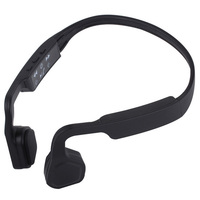 Professional S 18 Sport Bluetooth Headset Over The Ear Bone Conduction Handsfree Running Headset