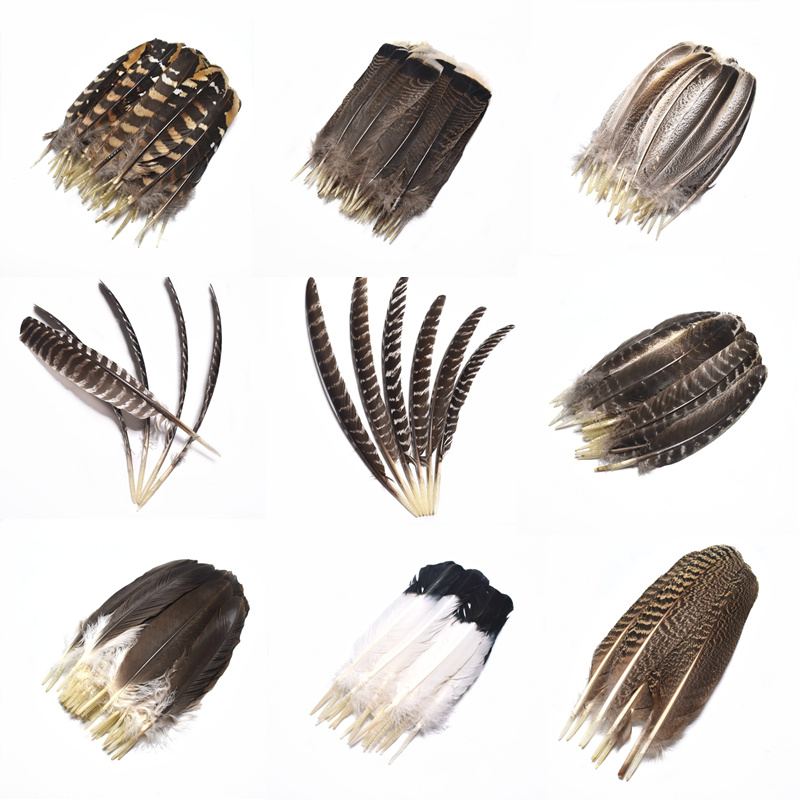 50-60 cm feather Diy carnival headress Newest 50 pcs rare natural 20-24 inches