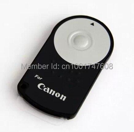 RC-6 RC6 IR שלט רחוק אלחוטי עבור Canon 5D II/7D/550D/500D 60D 600D משלוח חינם