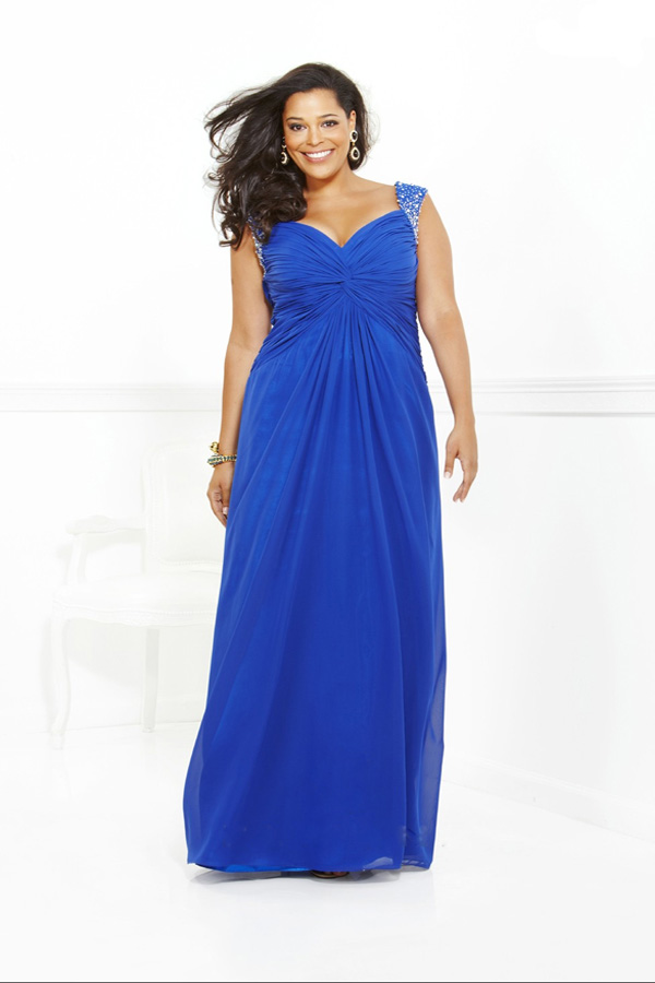 2014 Hot Sale Elegant Royal Blue Beaded A line Turkish Ebay ...