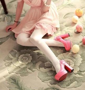 40 - 43 лето коренастый высокая высокие каблуки сладкий принцесса кружево скольжение на мелкий невесты свадьба обувь