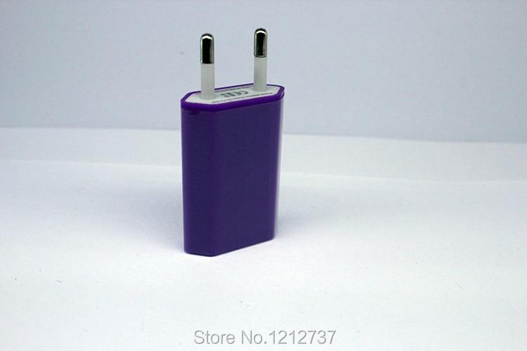 האיחוד האירופי תקע מטען USB לשקע החשמל למתאם הטעינה עבור apple iPhone 6 7 6 פלוס 5 5s 5c se 4 4s ipad סמסונג htc xiaomi lenovo, huawei
