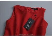 бесплатная доставка! новый стиль женские колготки летнее платье красный и белый сплошной сексуальное платье для молодой девушки длительный срок службы в incity группа в китае