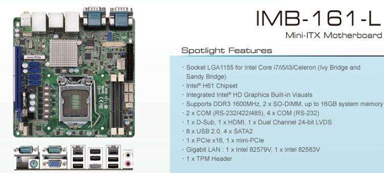 ASRock IMB-161-D Driver for Mac Download