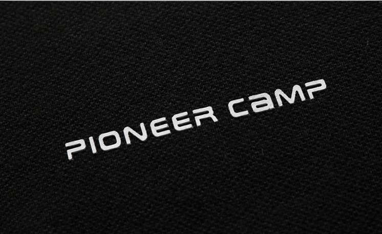 Pioneer Camp Brand Clothing Men Polo Shirt Men Business Casual Solid Male Polo Shirt Short Sleeve High Quality Pure Cotton