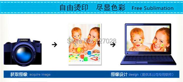 מיני 3D סובלימציה ואקום חום העיתונות מכונה עיתונות חום המדפסת עבור הטלפון המקרים ספלים צלחות כוסות ST-1520 B גרסה