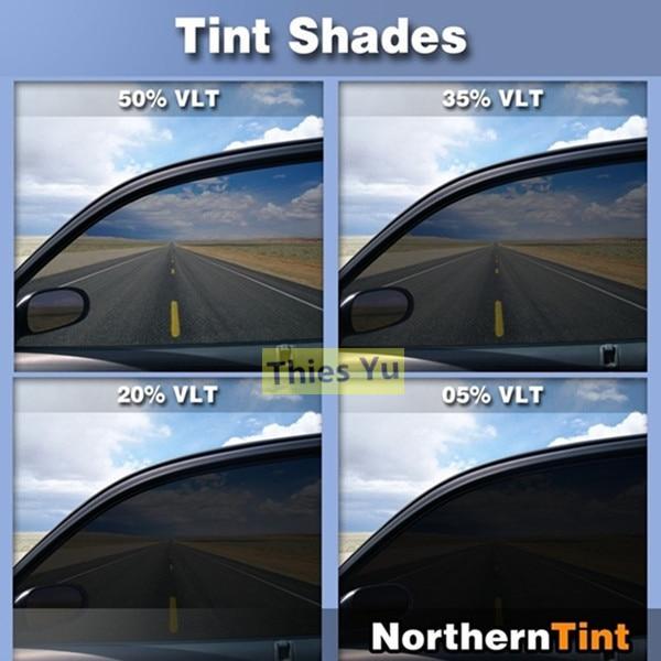 Solar Gard Tint >> Black 25 50cm 300cm Car Solar Front Window Film Sun Visor Shade Tint Strip In Stickers From Automobiles Motorcycles On Aliexpress Com Alibaba