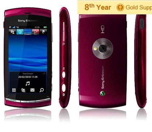 original unlocked sony ericsson vivaz u5i cell phone symbian os 3 2 rh aliexpress com