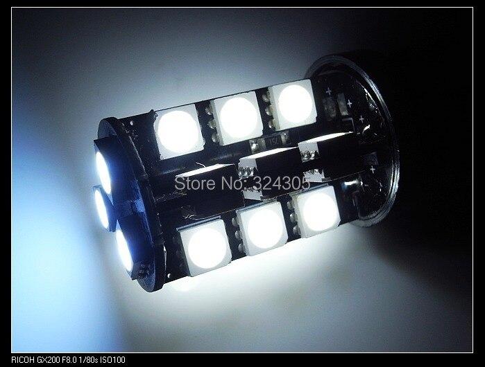 4x Red 3157 Smd 68-LED Stop//Brake Blinker Signal Corner Light Bulbs//Bulb