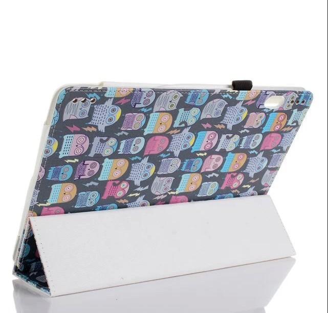мода печатных цветок кожаный чехол для леново s6000 с г \ беспроводной планшет пк стенд кожаный чехол + 1 экран флим + 1 стилус