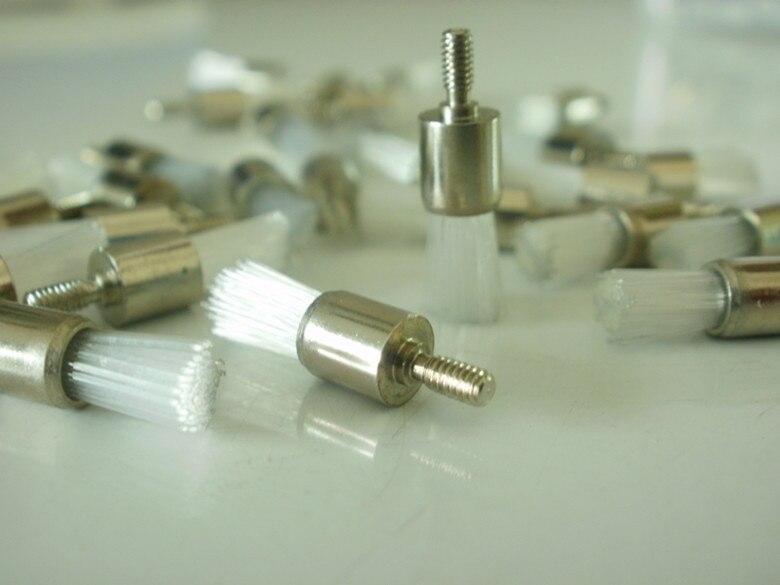 Branco escova Profilaxia escova de nylon PB310