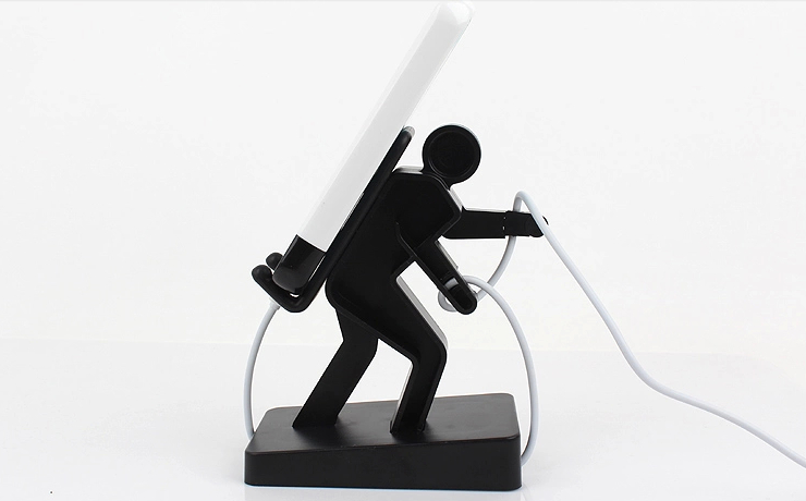Hot sale Boris Cell Mate Desk Cell Phone Holder Stand creative